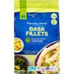 Countdown Fish Fillets Basa Frozen prepacked 1kg