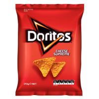 Doritos Corn Chips Cheese Supreme 170g