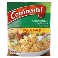 Continental Pasta Dish Bacon Carbonara 145g