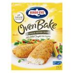 Birds Eye Oven Bake Fish Fillets Lemon Pepper Crumb 425g (6pk)