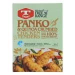 Tegel Free Range Chicken Tenders Panko & Quinoa 365g