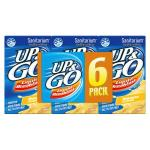 Sanitarium Up & Go Breakfast Drink Banana 1500ml (250ml x 6pk)