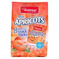 Sunreal Apricots 200g (25g x 8pk)