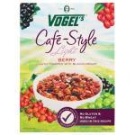 Vogel's Vogels Cafe Style Light Muesli Berry 400g