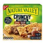 Nature Valley Crunchy Muesli Bars Variety 210g (42g x 5pk)