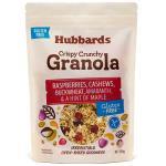 Hubbards Granola Raspberry Cashew Buckwheat 350g