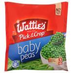 Wattie's Peas Baby 500g