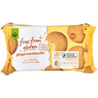 Free From Gluten Biscuits Gingernuts 155g