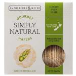Rutherford & Meyer Crackers Natural Gourmet Wafers 120g