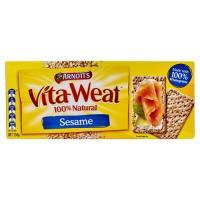 Arnott's Vita Weat Crispbread Sesame box 250g