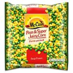 McCain Peas & Super Juicy Corn 1kg