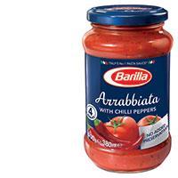 Barilla Pasta Sauce Arrabiata Chilli 400g