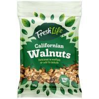 Freshlife Walnuts Californian 70g