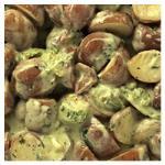 Countdown Instore Deli Fresh Salad Honey Mstard Potato per 1kg