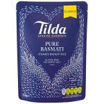 Tilda Steamed Rice Pure Basmati 250g