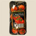 Produce Tomatoes Vine Campari prepacked 300g