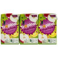 Countdown Fruit Drink 35% Tropical Fruit 1.5L (250ml x 6pk)