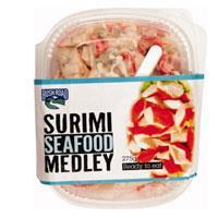 Bush Road Surimi Seafood Medley 275g