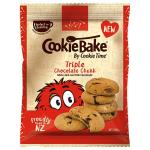 Cookie Time Cookie Bake Triple Chocolate Chunk Cookies 200g