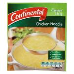 Continental Simmer Instant Soup Chicken Noodle 45g