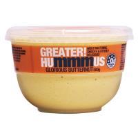 Greater Hummus Glorious Butternut 500g