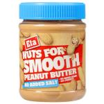 Eta Peanut Butter Smooth No Added Salt jar 375g