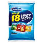 Bluebird Potato Chips Originals Combo 324g (18g x 18pk)
