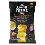Copper Kettle Special Reserve Potato Chips Champagne Vinaigrette Sh 150g