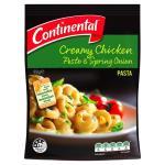 Continental Pasta & Sauce Pasta Dish Creamy Chicken Pesto & Spring 92g