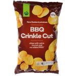 Countdown Potato Chips Bbq Crinkle Cut 150g