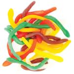 Bulk Foods Rainbow Jelly Sweets Snakes loose per 1kg
