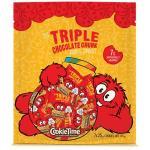 Cookie Time Rookie Cookies Triple Chocolate 175g 7pk