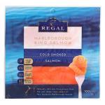 Regal Smoked Salmon Sliced 2 X 50g Pks 100g