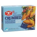 Tegel Cuisine Chicken Tenders Crumbed Tenderloins 400g