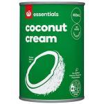 Essentials Coconut Cream 400ml