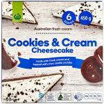 Countdown Cheesecake Cookies & Cream 450g