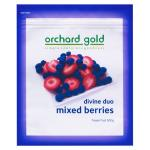 Orchard Frozen Mixed Berries Divine Duo 500g