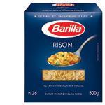 Barilla Pasta Risoni No 26 500g