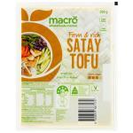 Macro Tofu Satay 200g
