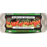 BIO Organic Free Range 10PK