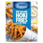 Sealord Fish Fries Nz Hoki Classic Crumb 350g