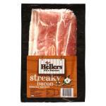 Hellers Streaky Bacon 400g