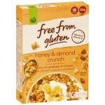 Free From Gluten Cereal Honey Almond Crunch 350g