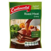 Continental Instant Gravy Mix Roast Meat sachet 25g