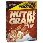 Kelloggs Nutrigrain Cereal 435g