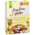 Free From Gluten Cereal Chia Coconut & Vanilla 350g