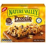 Nature Valley Protein Muesli Bars Peanut & Chocolate 4pk