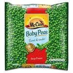 McCain Peas Baby Frozen bag 1kg