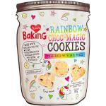I Love Baking Cookies Rainbow Chocolate Magic 180g