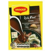 Maggi Instant Gravy Mix Rich Meat sachet 22g